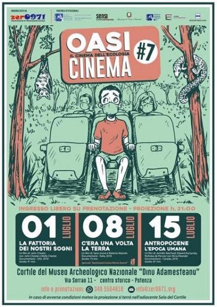 OasiCinema: torna la rassegna del cinema dell'ecologia