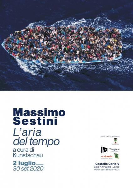 Massimo Sestini  |  L'Aria del Tempo