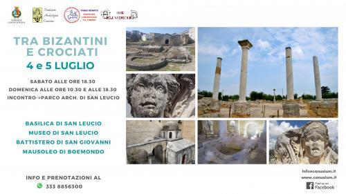 Tour archeologico alla scoperta della Canosa medievale!