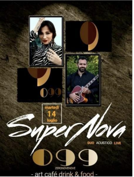Duo acustico live SuperNova