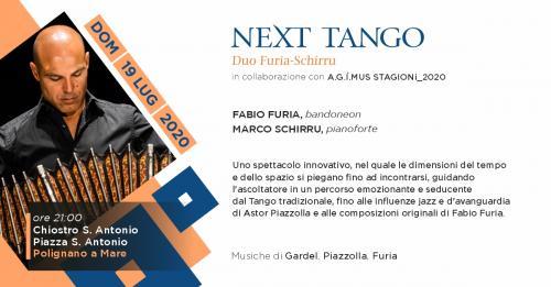 Ad Libitum - La grande musica a Polignano. Next Tango