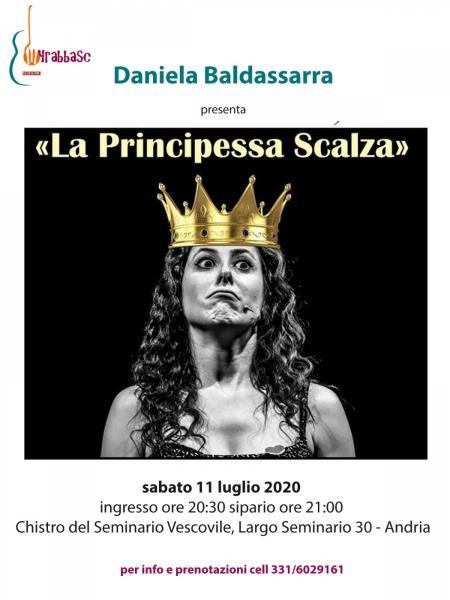La principessa scalza