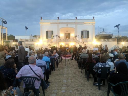 L'Orchestra Sinfonica Metropolitana al VII Festival Ecomuseale delle Arti