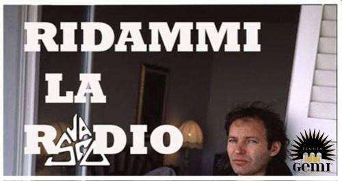 Ridammi la RADIO live VASCO a Tenuta Gemi