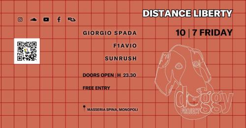 10.07 | Doggy Project Distance Liberty Masseria Spina
