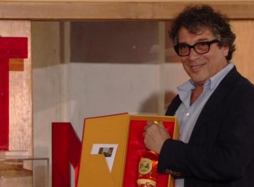 "Sandro Veronesi ad Alessano per ""Armonia"""
