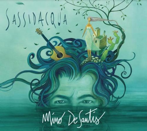 Mino De Santis presenta Sassidacqua a Nardò