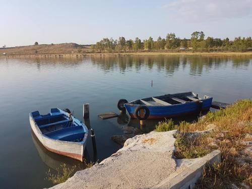 Passeggiata storico naturalistica sul secondo seno del Mar Piccolo di Taranto