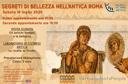 Segreti di Bellezza nell'Antica Roma