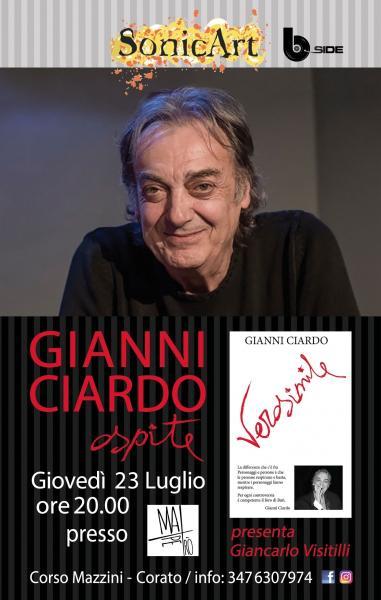 Gianni Ciardo presenta Verosimile