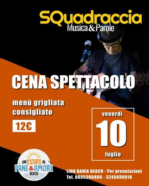SQuadraccia - Musica&Parole