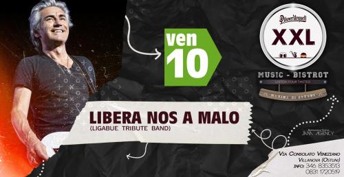 Libera Nos a Malo at XXL MUSIC Bistrot
