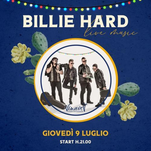 Billie Hard live at Vinavev - Osteria Contemporanea