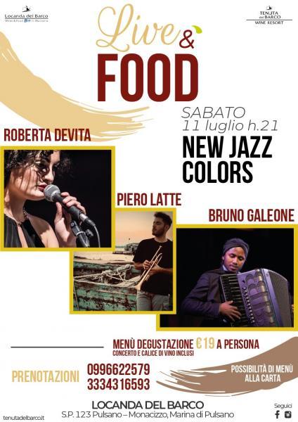 Live & ' Food