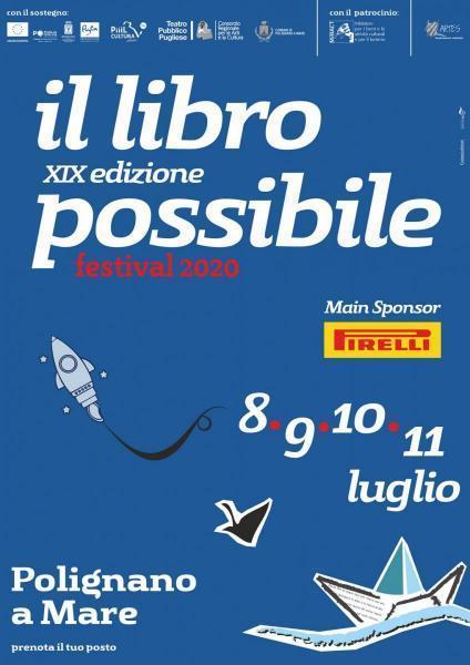 Il Libro Possibile: il programma della banchina Pirelli