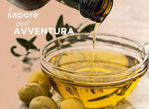 I segreti dell'olio con degustazione