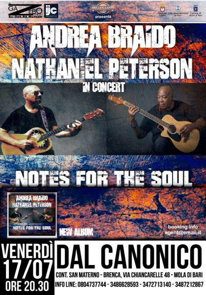 Nathaniel Peterson & Andrea Braido