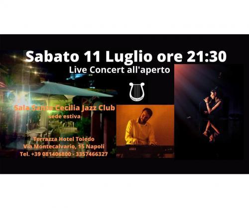 Live Concert all'aperto Viviana Novembre & Raffaele Ranieri Duo