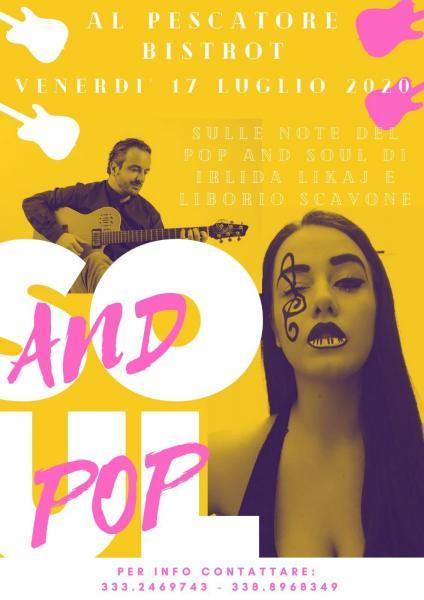 Irlida Likaj & Liborio Scavone - Acoustic Live