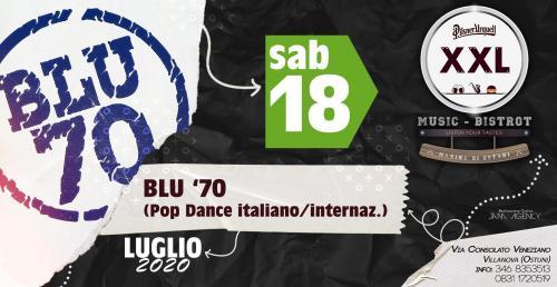 BLU70 at XXL MUSIC Bistrot
