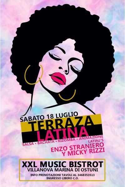 TERRAZZA LATINA at XXL MUSIC Bistrot