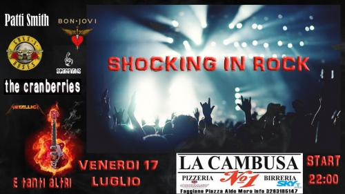 Shocking in Rock Live
