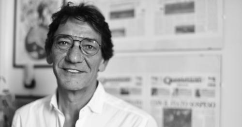 """Presentazione del libro """"Le colpe del Sud"""" di Claudio Scamardella, direttore del Nuovo Quotidiano di Puglia"""