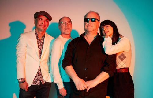 I Pixies live concert a Lecce per il Sud Est Indipendente 2020
