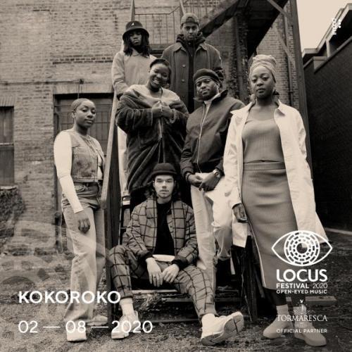 Kokoroko live a Locorotondo per  il Locus Festival