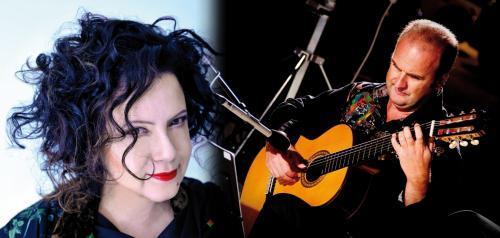 ANTONELLA RUGGIERO in Stralunato recital