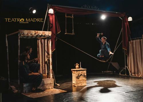 Tre quarti | Teatro Madre Festival 2020