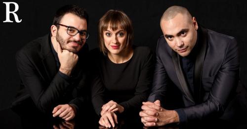 SONGS OF AMERICA - Hemisphaeria Trio