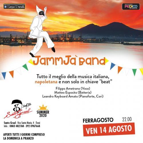 JammJà Band - Sera di Ferragosto a Trani