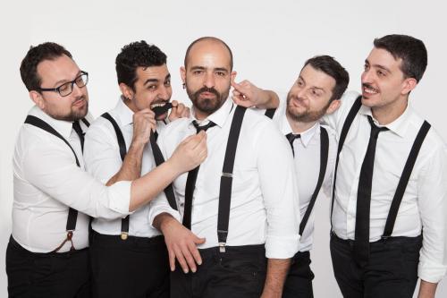 """Notte di San Lorenzo con """"Colfischiosenza"""" in concerto, lunedì 10 agosto a La'nchianata."""