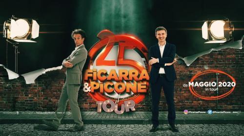 Ficarra e Picone in scena a Roma