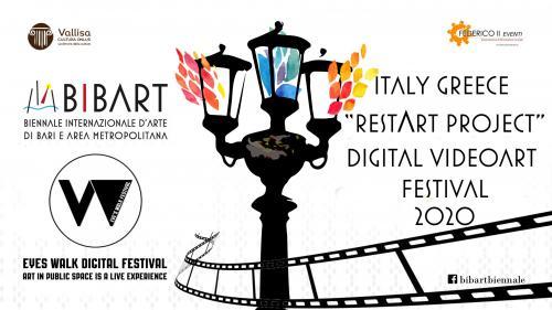 """Italia Grecia """"RestArt Project"""""""