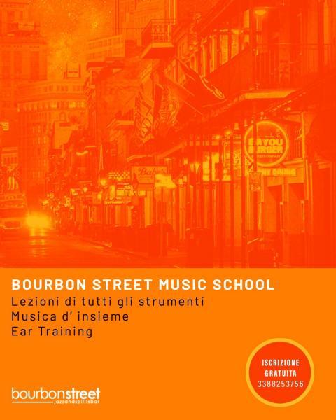 Bourbon Street Music School