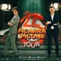Ficarra e Picone on stage a Napoli