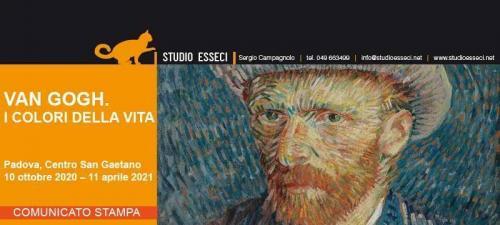 I colori della vita, Van Gogh in mostra a Padova