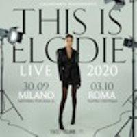 Elodie live al Teatro Centrale