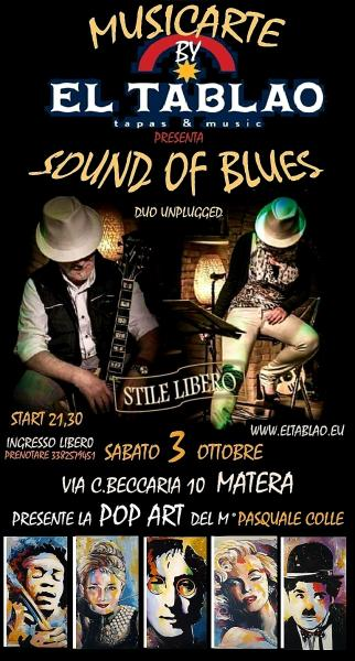 Sound of Blues - Duo Unplugged