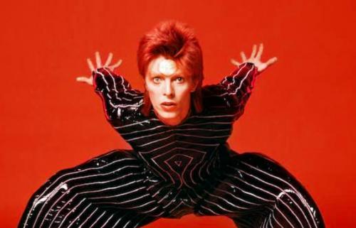 100 ritratti di David Bowie in mostra a Palermo