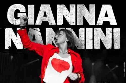 Gianna Nannini live concert a Bari