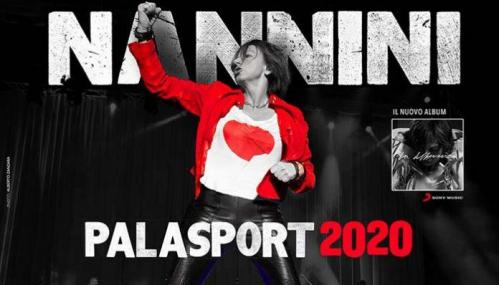 Gianna Nannini in tour