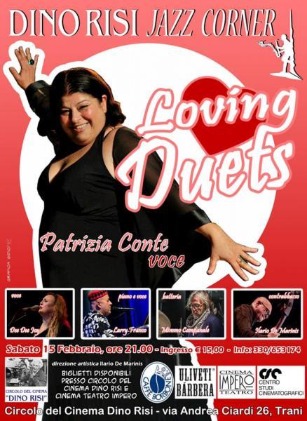 Concerto: Patrizia Conte, Loving Duets