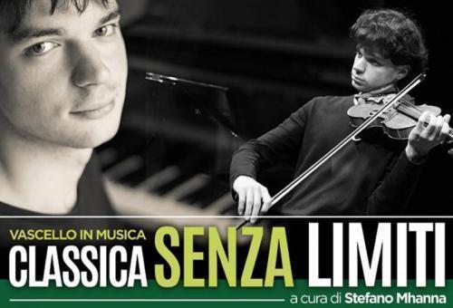 """Quarto appuntamento con """"Vascello in Musica: Classica Senza Limiti"""""""