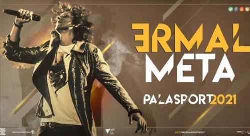 Ermal Meta in concerto a Bari