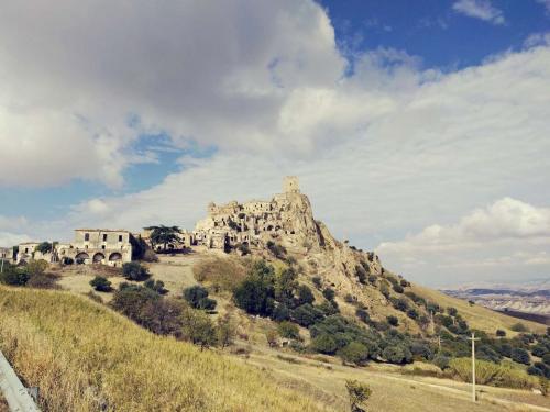 Escursione lunare: dai Calanchi a Craco Vecchia