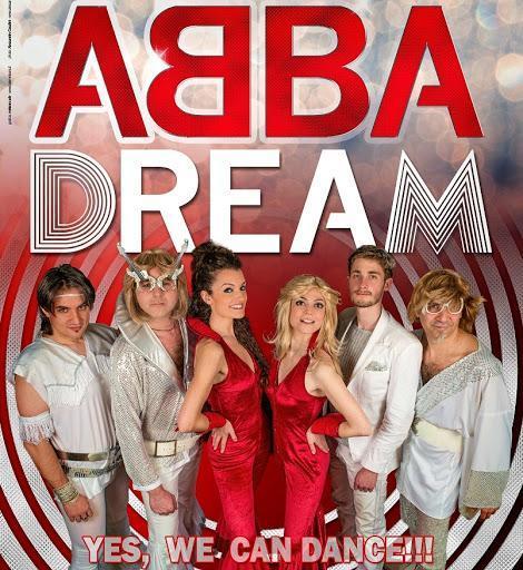 Abba Dream live al Brancaccio