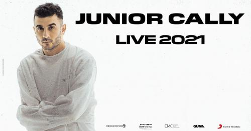 Junior Cally live a Roma